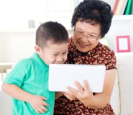 chinese senior